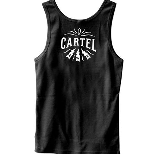 Tattooed and Self Made Men's Tank Top