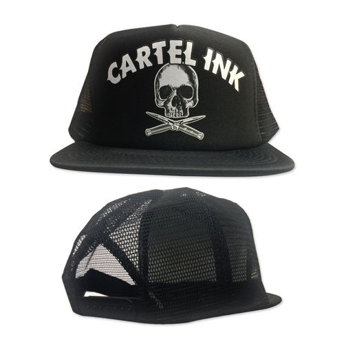 Born to Rumble Cartel trucker hat