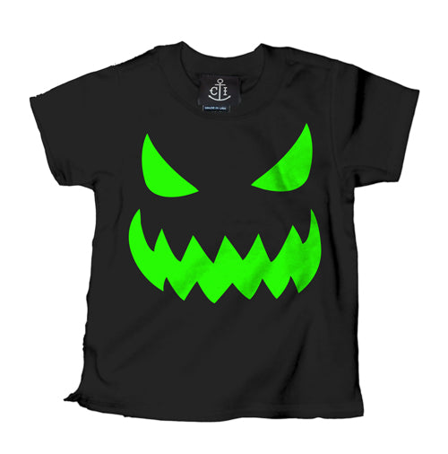 Pumpkin Face Me Kid's T-Shirt