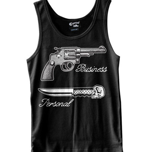 Business-Personal Men's Tank Top