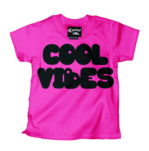 Cool Vibes Kid's T-Shirt
