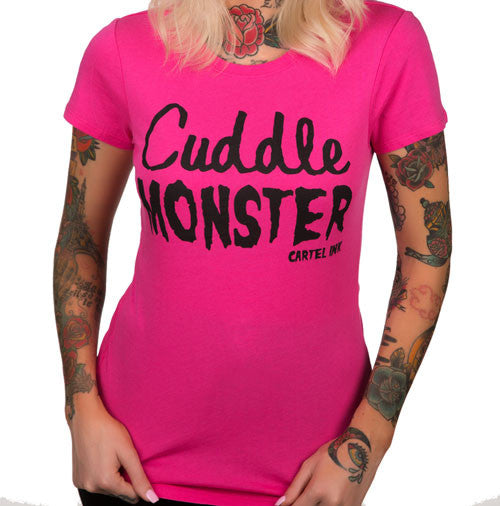 Cuddle Monster Women's T-Shirt