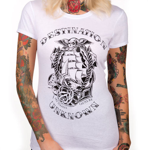 Destination Unknown Women's T-Shirt