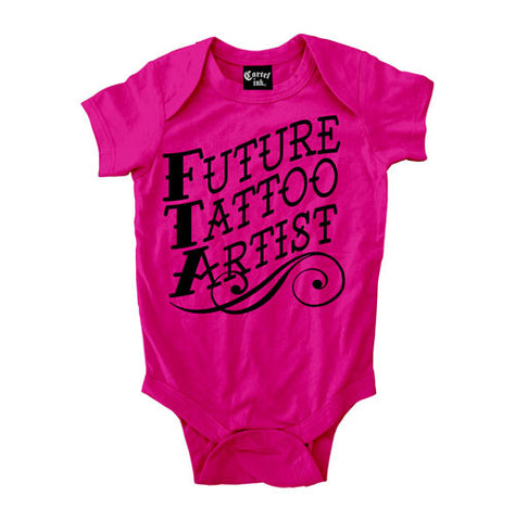 Future Tattoo Artist Infant's Onesie