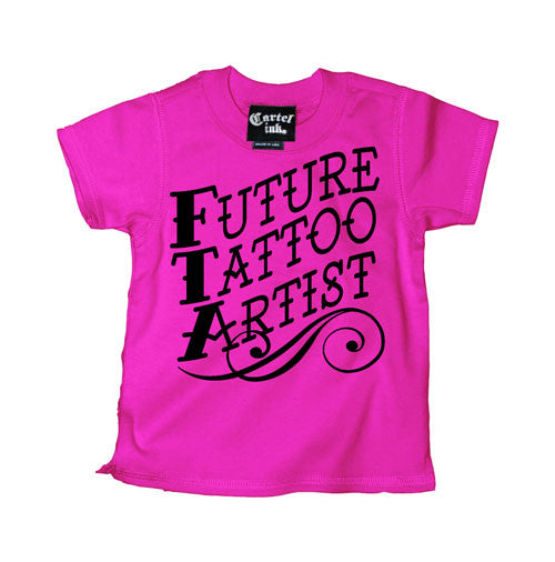 Future Tattoo Artist Kid's T-Shirt