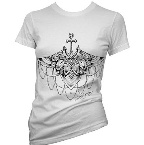 Gypsy Anchor Women's T-Shirt