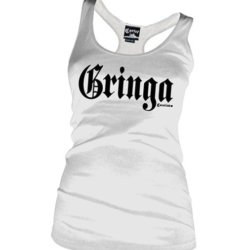 Gringa Women's Racer Back Tank Top
