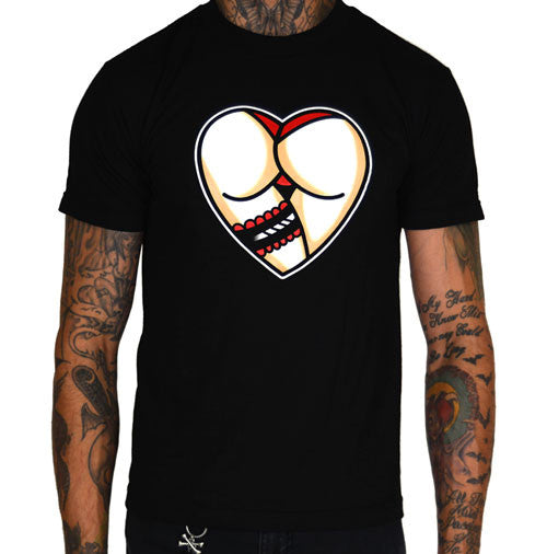 Heart Butt Men's T-Shirt