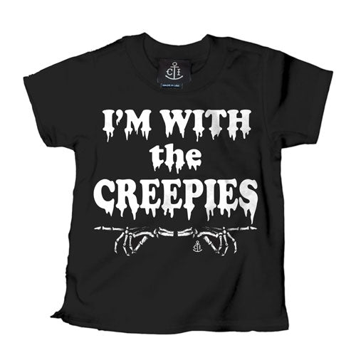 I'm with the creepies