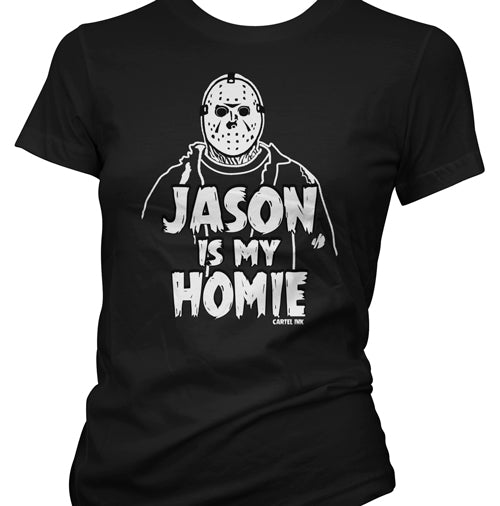 JASON IS MY HOMIE