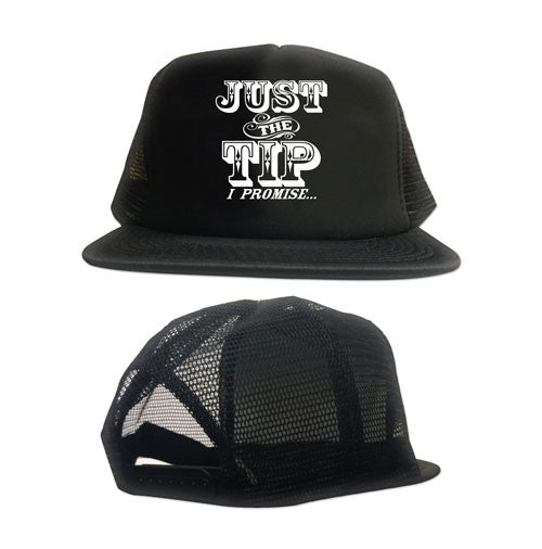 Just the Tip trucker hat