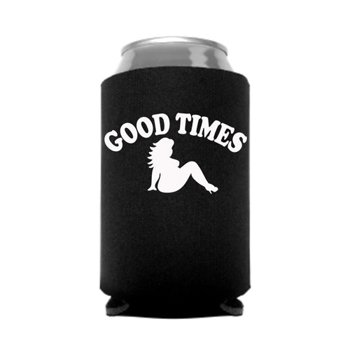 good times koozie
