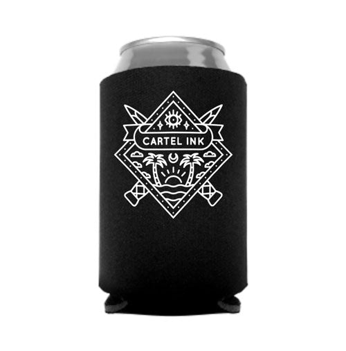 Killer Summer Can Koozie
