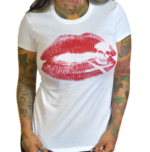 Kiss of Death Women's T-Shirt