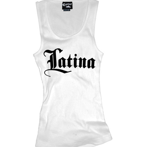 Latina Women's Beater Tank Top