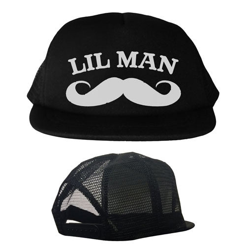 Lil Man Youth Trucker Hat