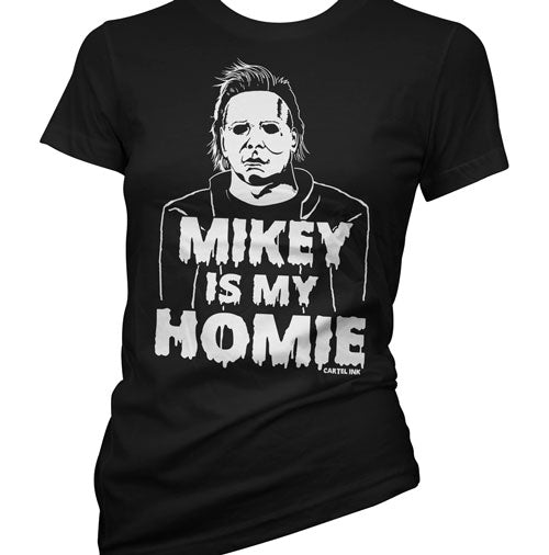 Mikey is my Homie Women's T-Shirt