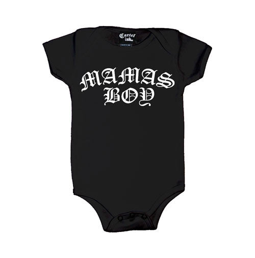 Mama's Boy Infant's Onesie