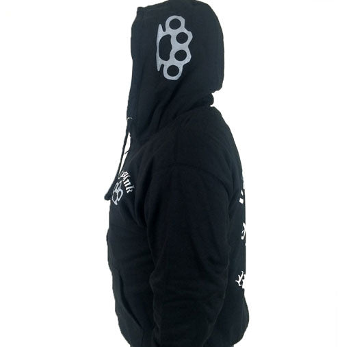 Born To Rumble Hoodie