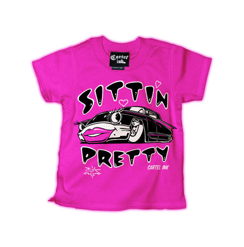 Sittin' Pretty Kid's T-Shirt