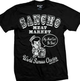Sancho Meat Market Men's T-Shirt