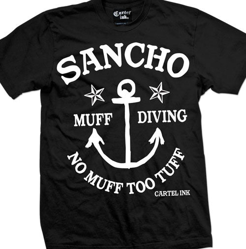 sancho muff diving