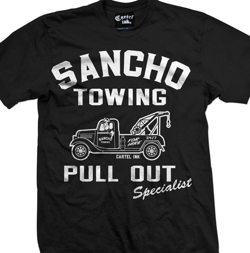 sancho towing pull out specialist