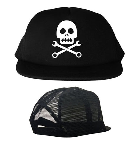 Skully Youth Trucker Hat