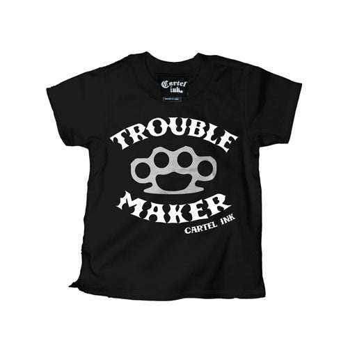 Trouble Maker Kid's T-Shirt