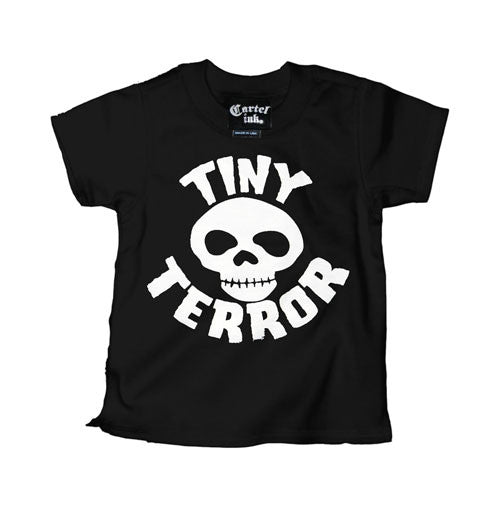 Tiny Terror Kid's T-Shirt
