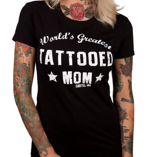 worlds greatest tattooed mom tattooed mom