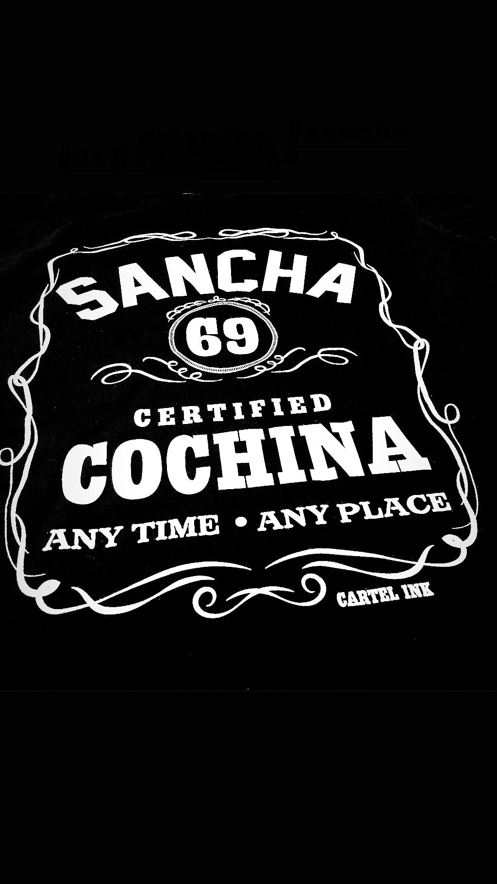 Sancha Cochina Women's T-Shirt