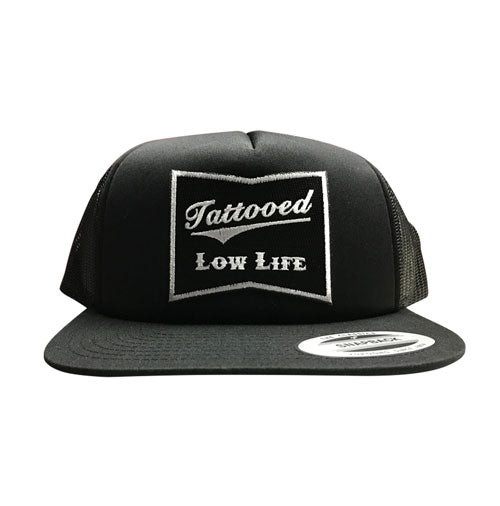 Tattooed Low Life Snap Back hat