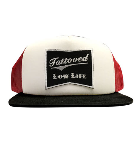 Loose Lips Sink Ships Trucker Hat