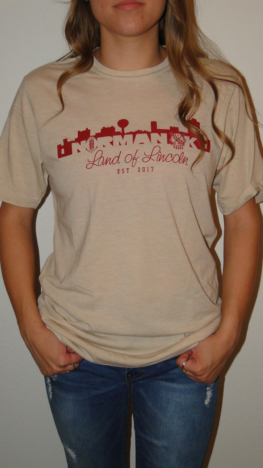 """Land of Lincoln"" Gameday Tee"