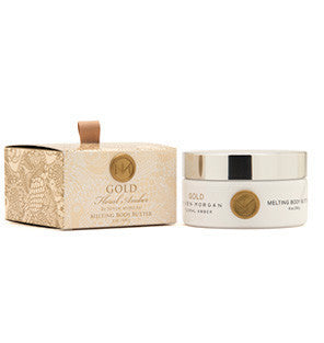 Niven Morgan Gold Body Butter