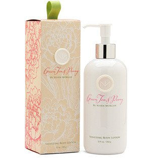 Niven Morgan Green Tea & Peony Body Lotion