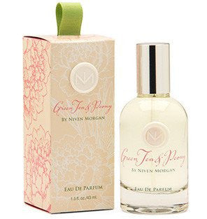 Niven Morgan Green Tea and Peony Perfume