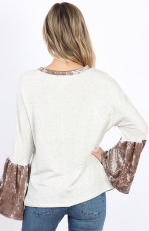 Velvet Long Sleeve