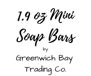 Greenwich Bay 1.9oz Mini Soap Bar