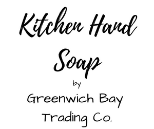 Kitchen Hand Soap