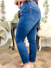 Judy Blue High Waist Boyfriend Fit JB88207