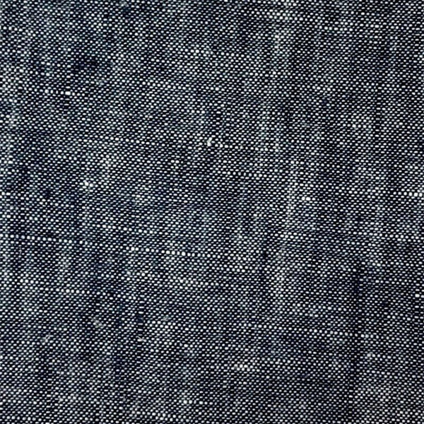 USA Natural Denim - 2 Yard Dyed 100% Linen 7.0 Oz (Medium Weight | 56 Inch Wide| )
