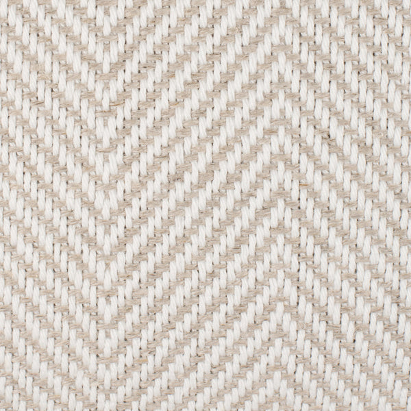 SAMPLE - Amsterdam Natural Brown Off White 1 Linen Cotton 13 Oz (Heavy Weight | 54 Inch Wide | Medium Soft) Burlap | By Linen Fabric Store Online