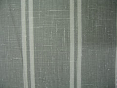 Berlin Blue 4 Stripes 100% Linen  (Medium/Heavy Weight | 56 Inch Wide| ) Promotional Collection