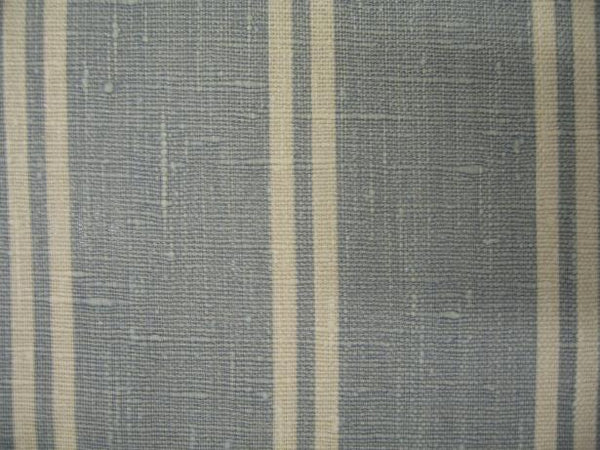 Berlin Green 14 Stripes 100% Linen  (Medium/Heavy Weight | 56 Inch Wide| ) Promotional Collection