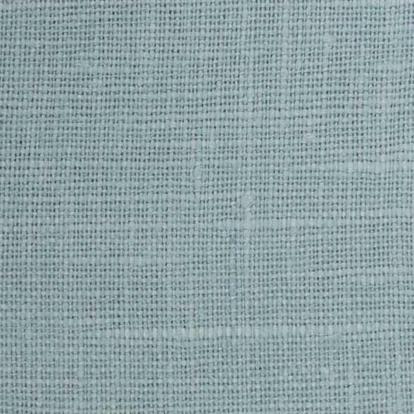 Belgian PW Blue 3 - 100% Linen 7.5 Oz (Medium Weight | 56 Inch Wide | Pre Washed-Extra Soft) Solid | By Linen Fabric Store Online