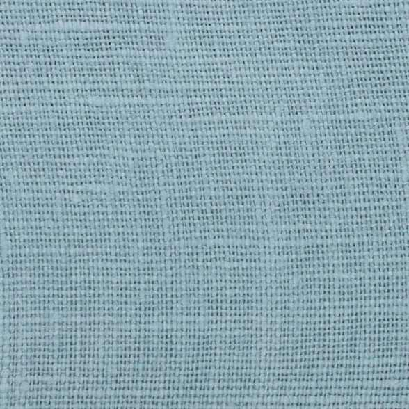 Belgian PW Blue 5 - 100% Linen 7.5 Oz (Medium Weight | 56 Inch Wide | Pre Washed-Extra Soft) Solid|