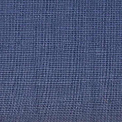 Belgian PW Blue 8 - 100% Linen 7.5 Oz (Medium Weight | 56 Inch Wide | Pre Washed-Extra Soft) Solid