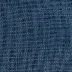 SAMPLE - Belgian Blue 9 - 100% Linen 7.5 Oz (Medium Weight | 56 Inch Wide | Extra Soft) Solid | By Linen Fabric Store Online